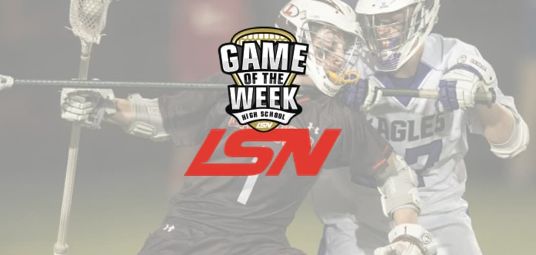 LaxSportsNetwork partners with DMVSTREAM.com to produce 10 high school lacrosse games