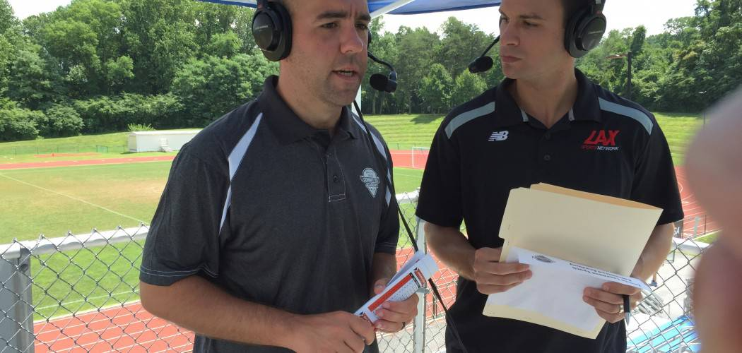 Inside Lacrosse Epoch Committed Academy, Behind the Scenes of the LaxSportsNetwork broadcast