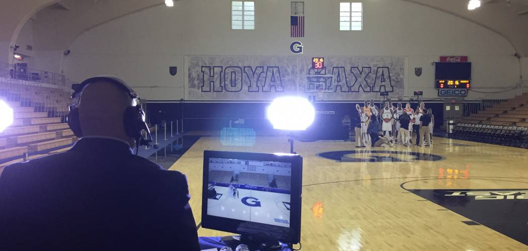 Georgetown University Basketball Midnight Madness, Behind the Scenes