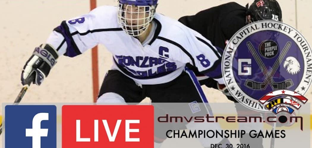 Purple Puck championships to stream live at DMVSTREAM.COM